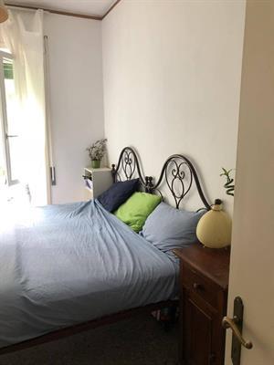 Stanza singola in appartamento di 120 mq - silenzioso