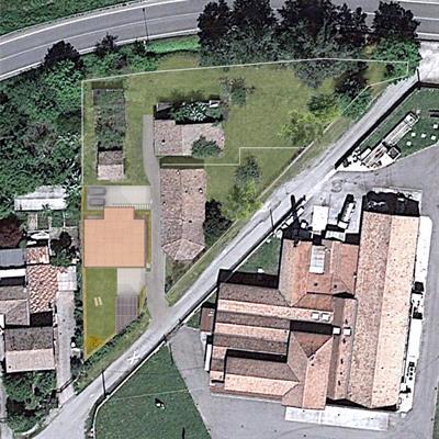 Unità immobiliari singole e palazzina - da ristrutturare