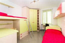 Camera doppia Via Cesana, 46