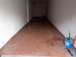 Garage cca 40 mq