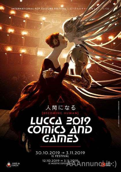 Lucca Comics - Camere Doppie, Triple, Quadruple