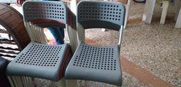 Sedie plastica