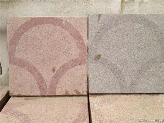 Annunci materiale edile - Pavimentazione da esterno ...