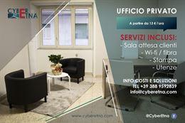 Affitto ufficio/studio per liberi professionisti (Catania)