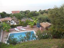 Villa circa 600 mq a Zambrone