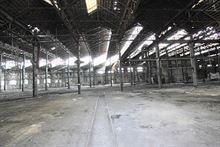 Affitto capannone mq 480